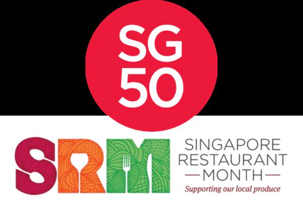 SG50 Singapore Restaurant Month